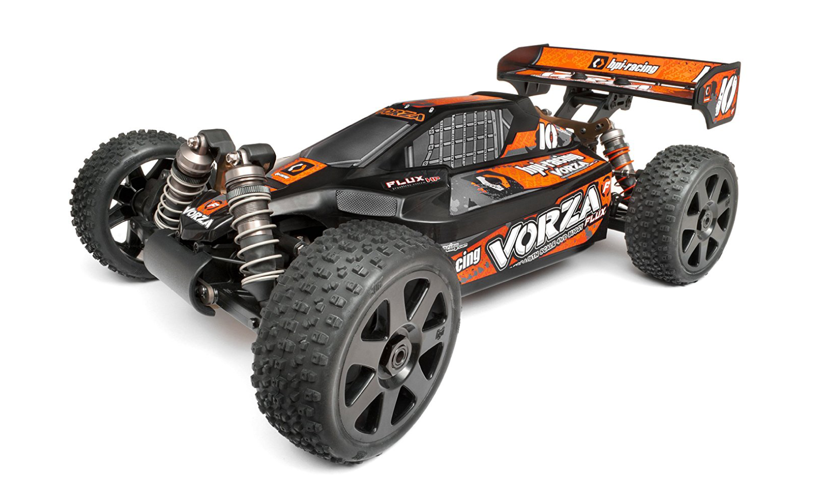 HPI Vorza Flux Review Header