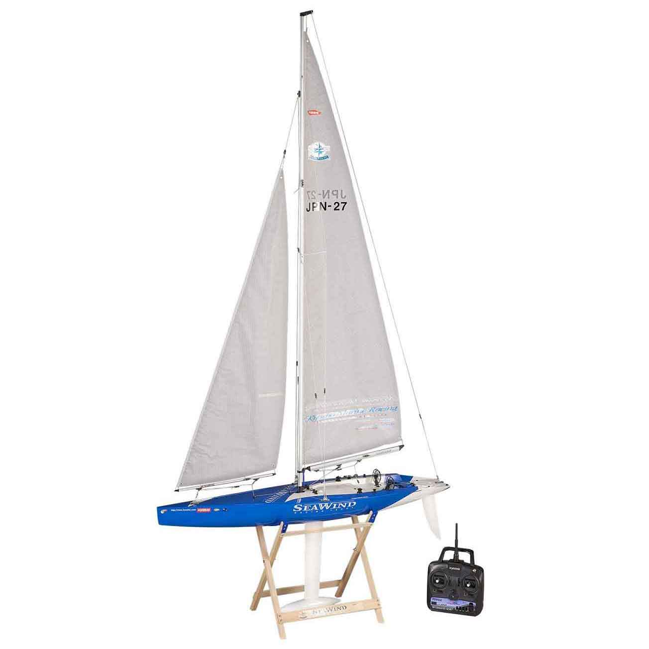 Kyosho Seawind RC Racing Yacht Photo