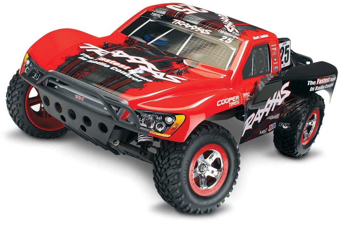 Traxxas Slash 2WD Review Header