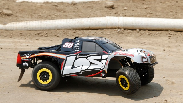 Losi XXX-SCT Review