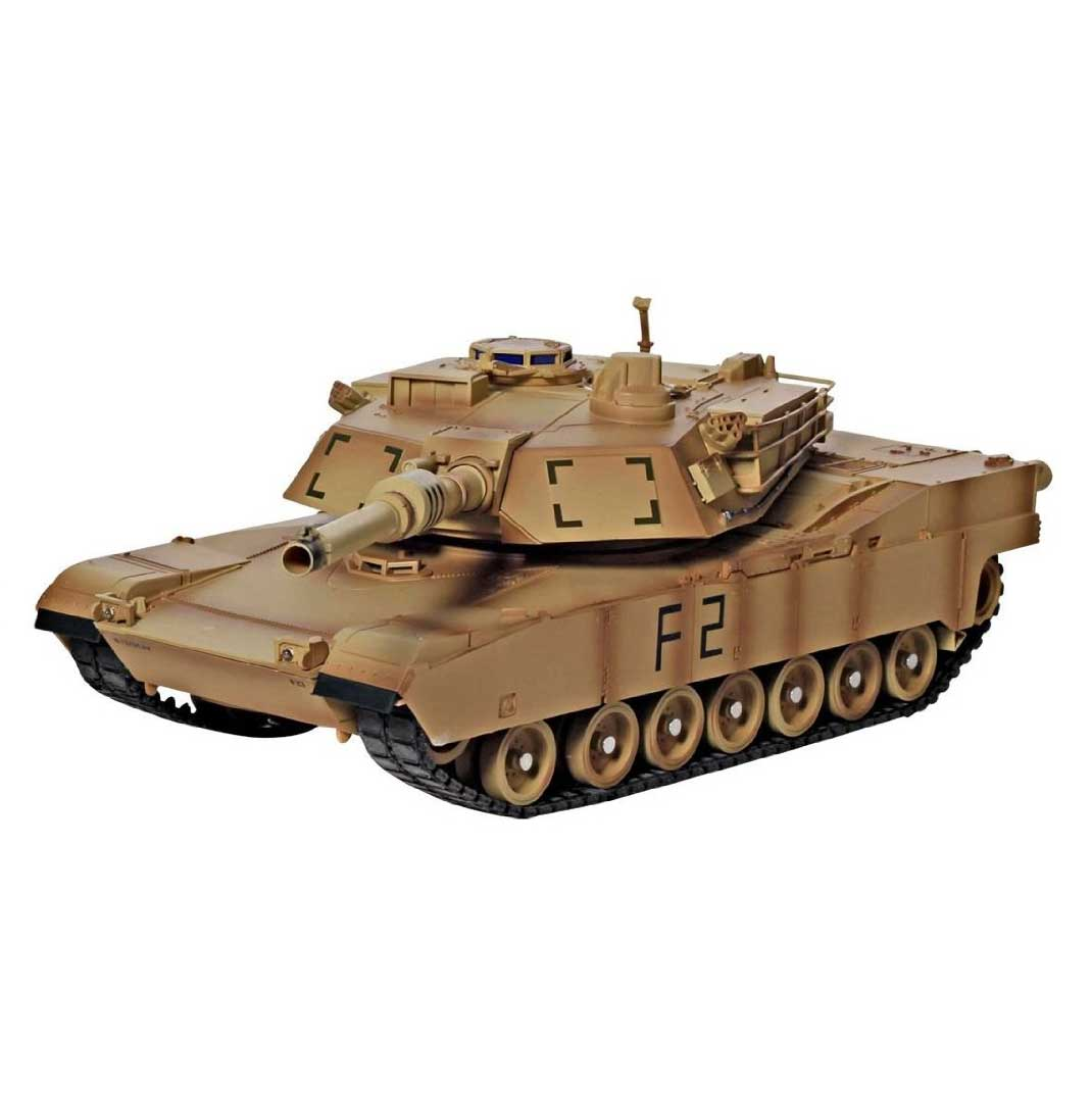 Photo of M1A2 Abrams RC Tank