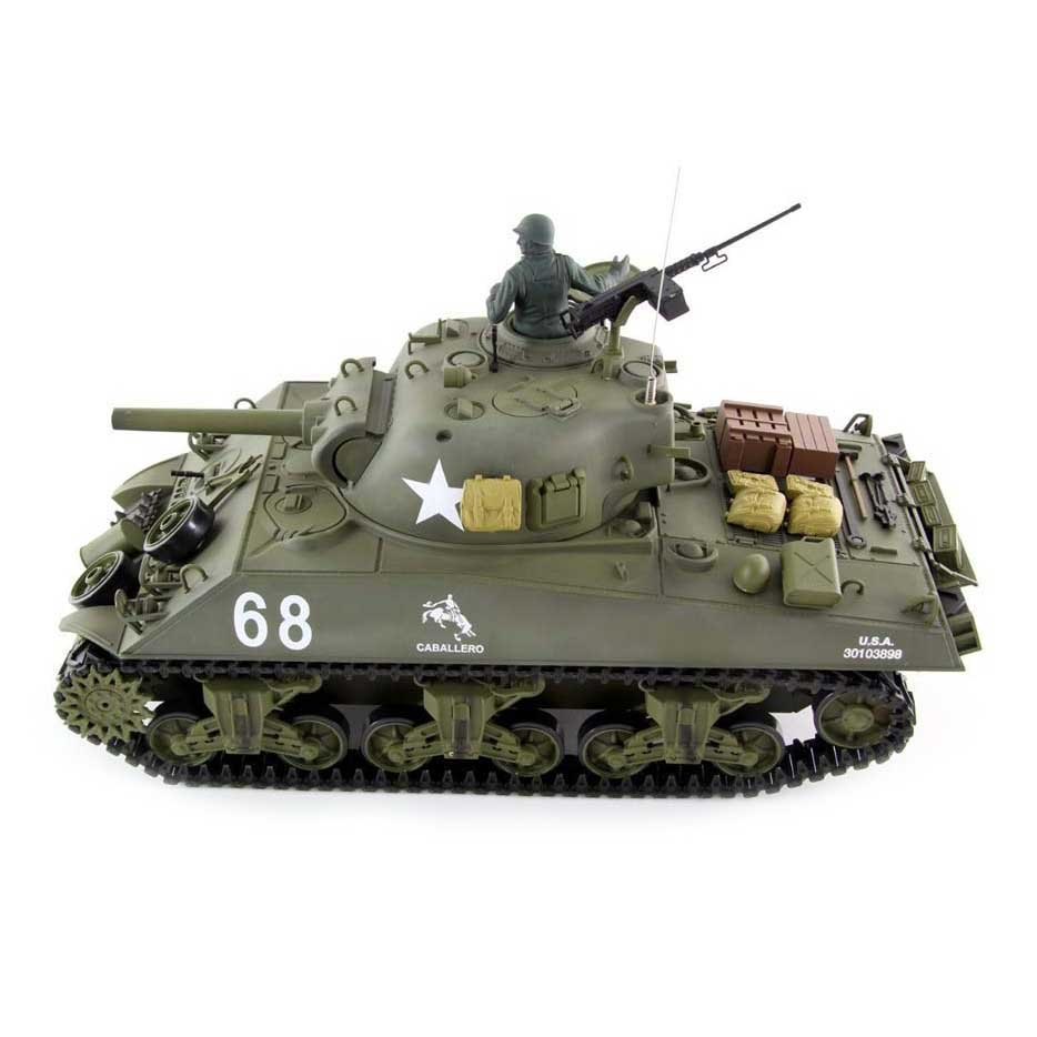 Photo of 1:16 US M4A3 Sherman Tank