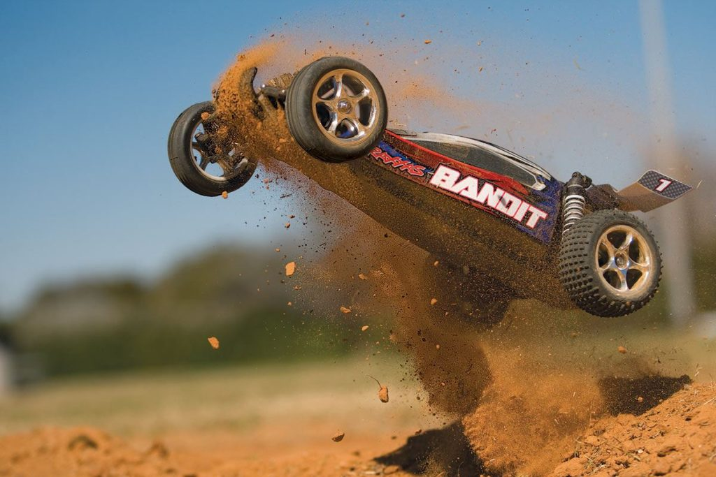 Traxxas Bandit Photo