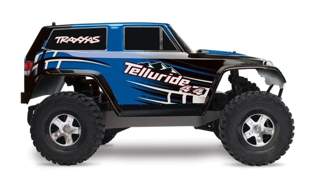 Traxxas Telluride Review