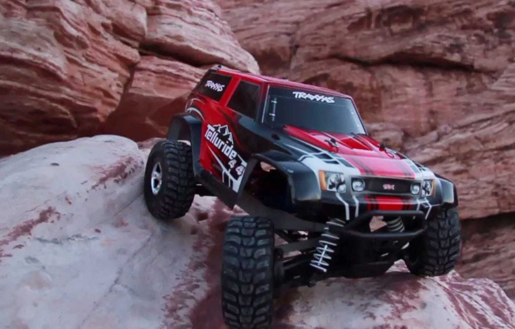 Photo of the Traxxas Telluride