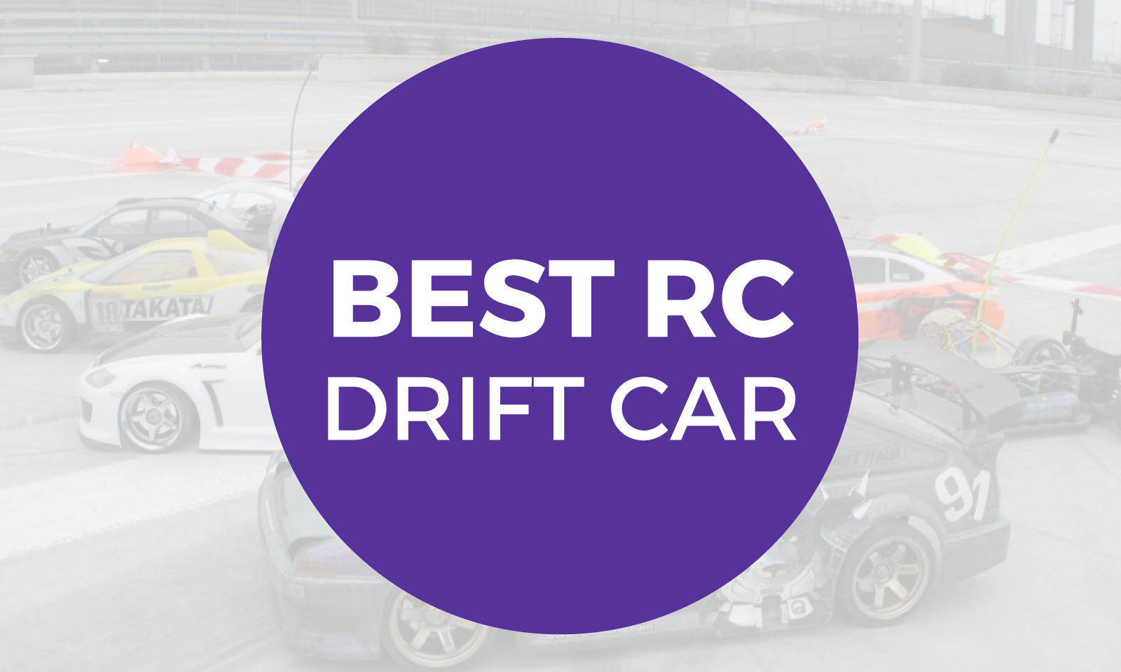 I Found The Best Rc Drift Cars Of Rc Roundup
