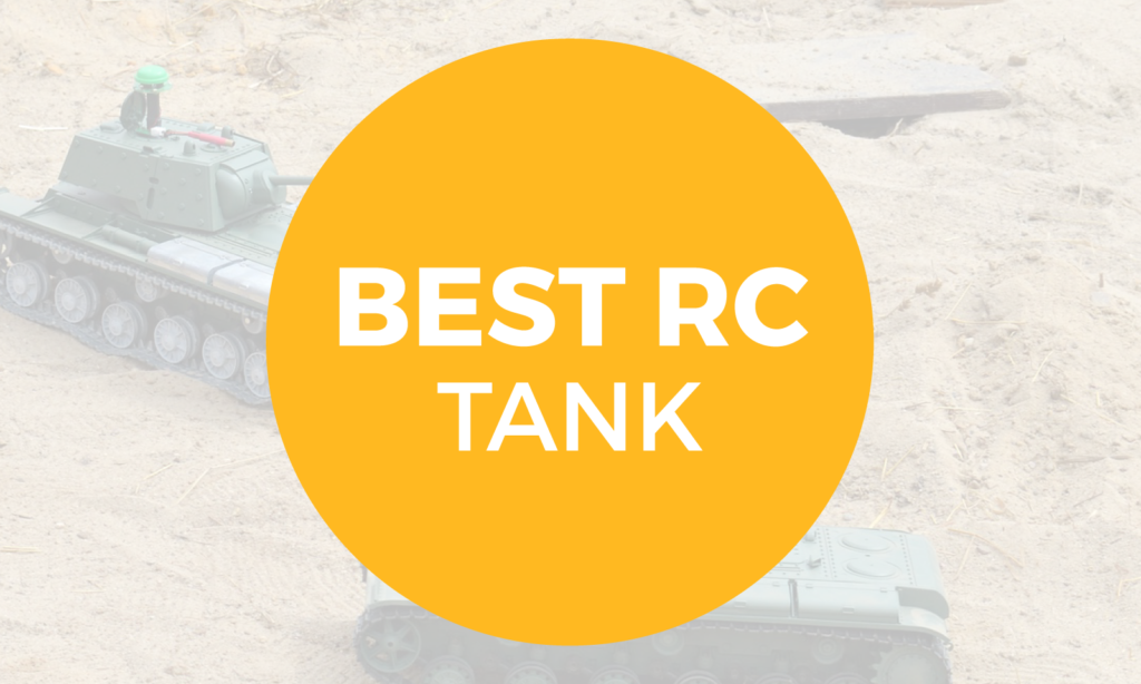 Best RC Tank Article Header