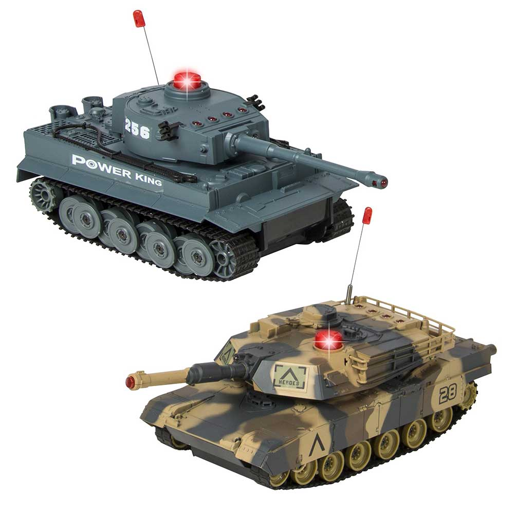 Photo of iPlay RC Battling Tanks