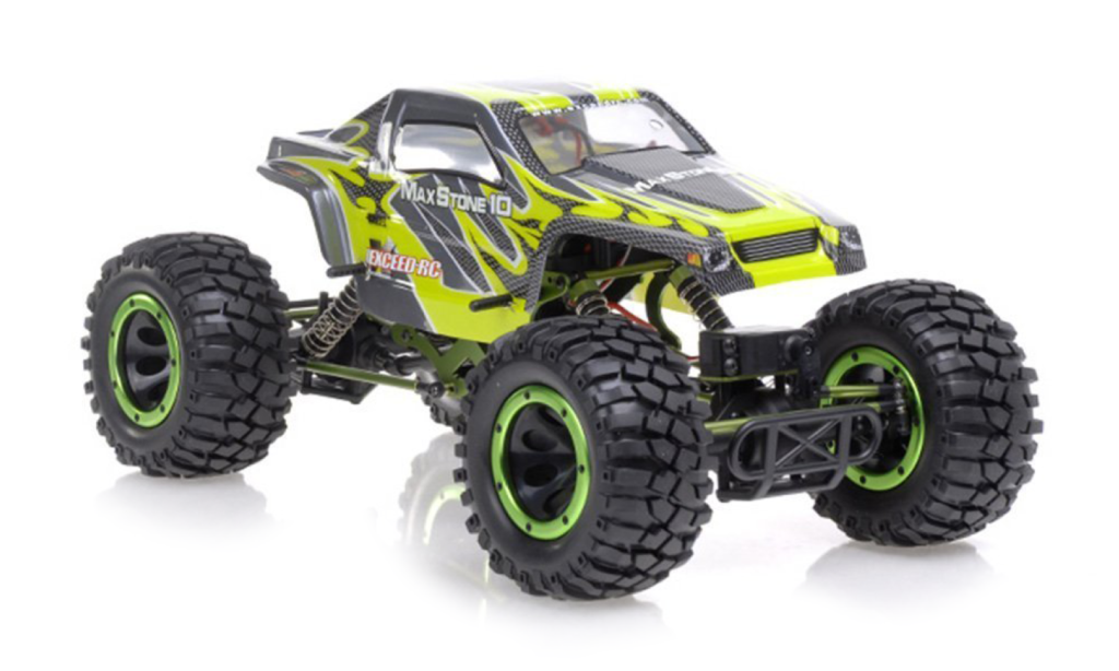 Exceed RC Maxstone 10 Review