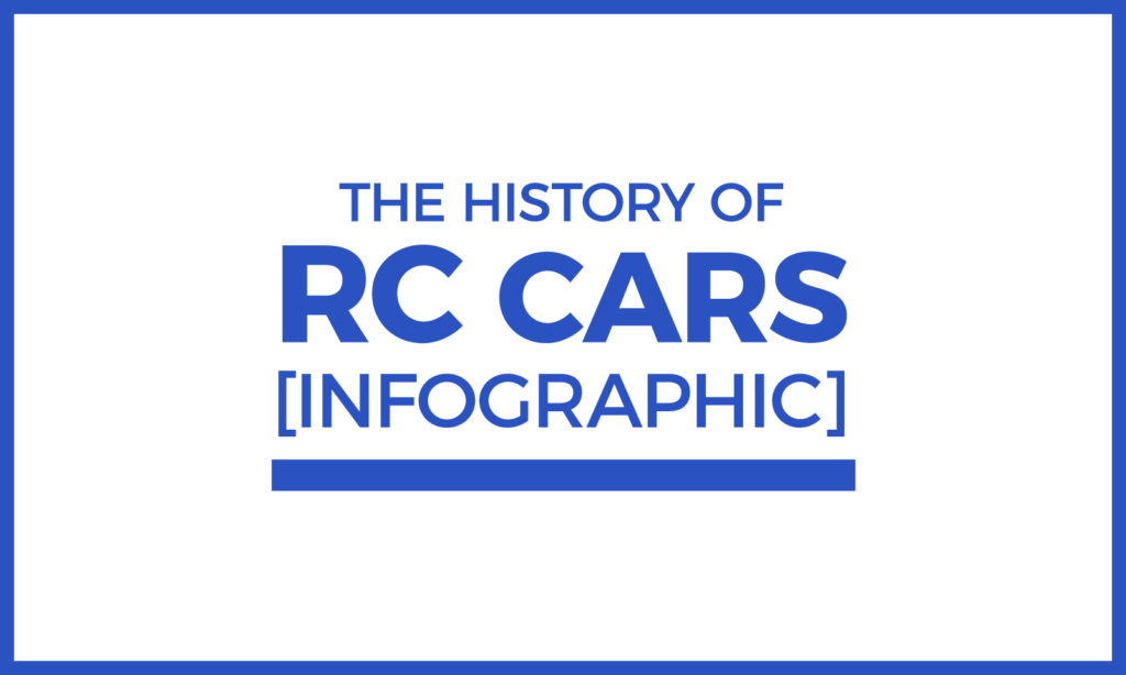 History of RC Cars Infographic