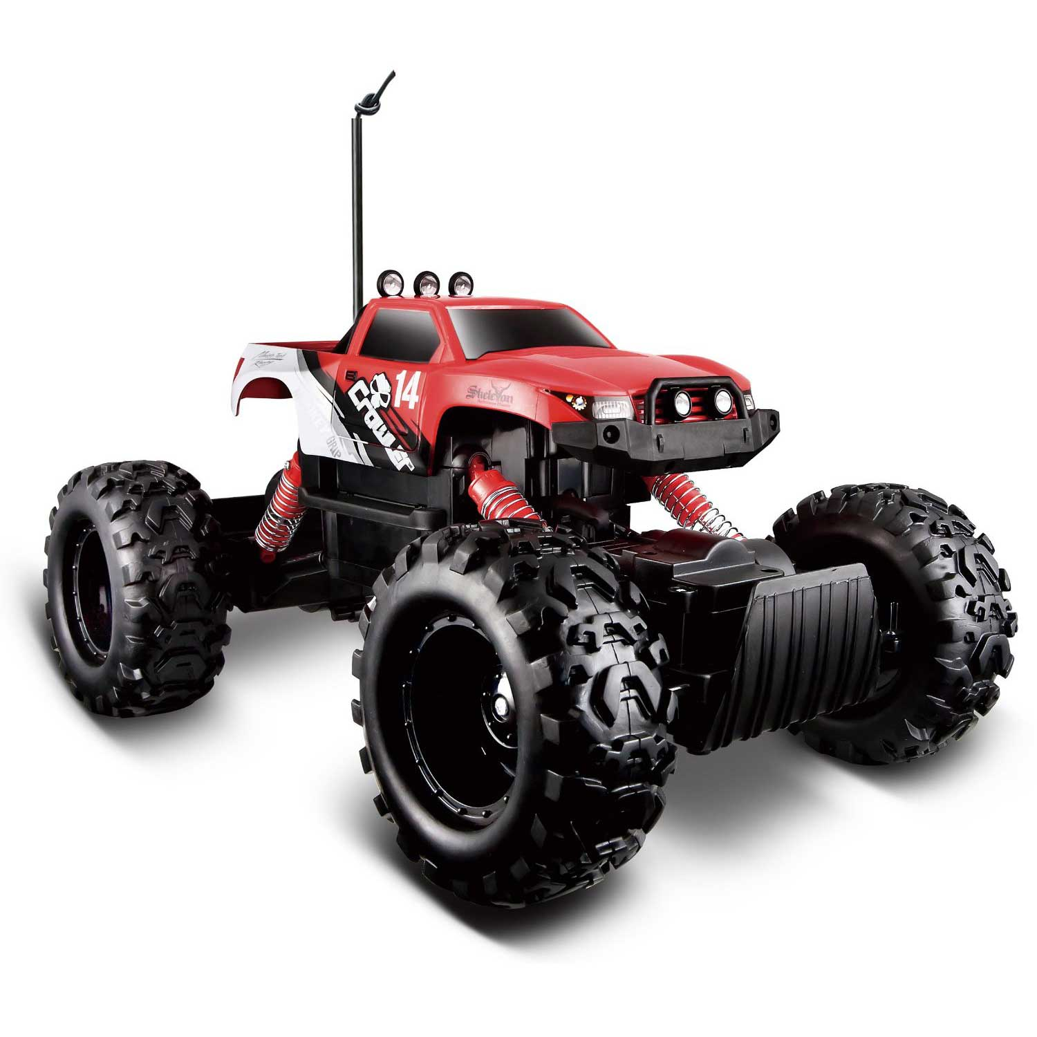 Photo of Maisto RC Rock Crawler