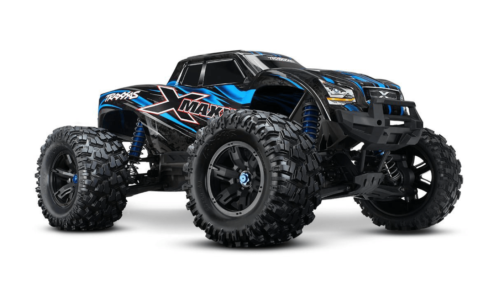 Traxxax X Maxx Review Header