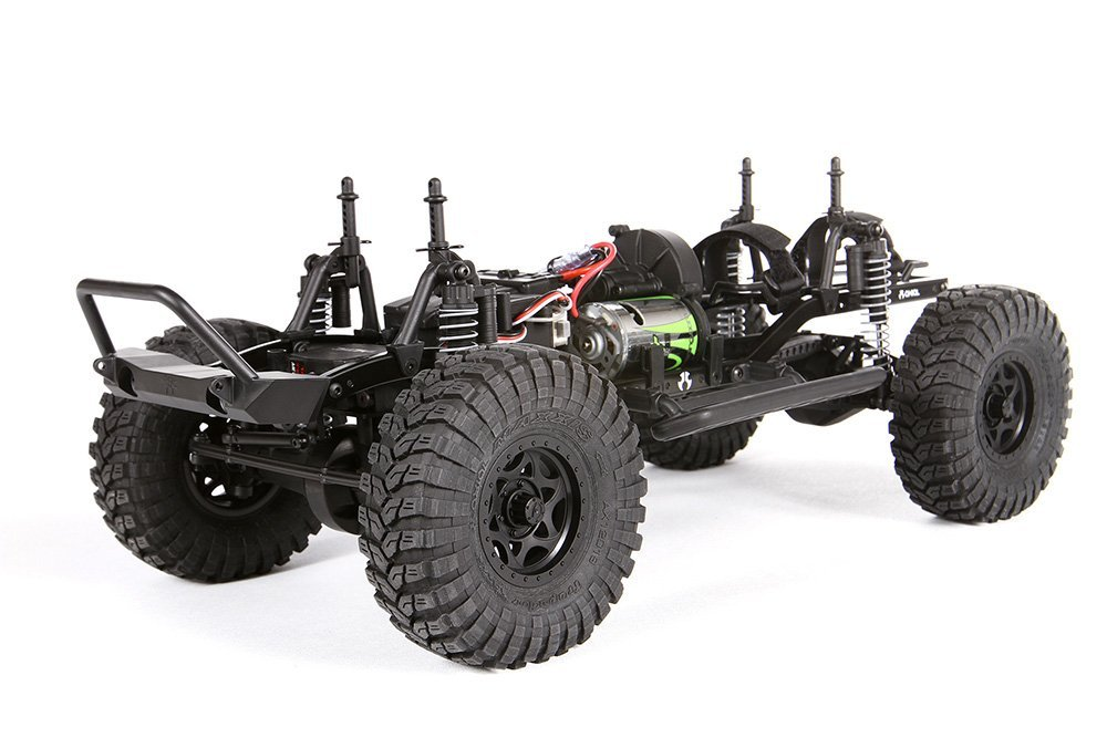 Axial Deadbolt Chassis