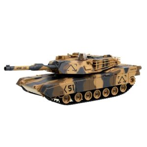 M1A2 Abrams USA Battle RC Tank