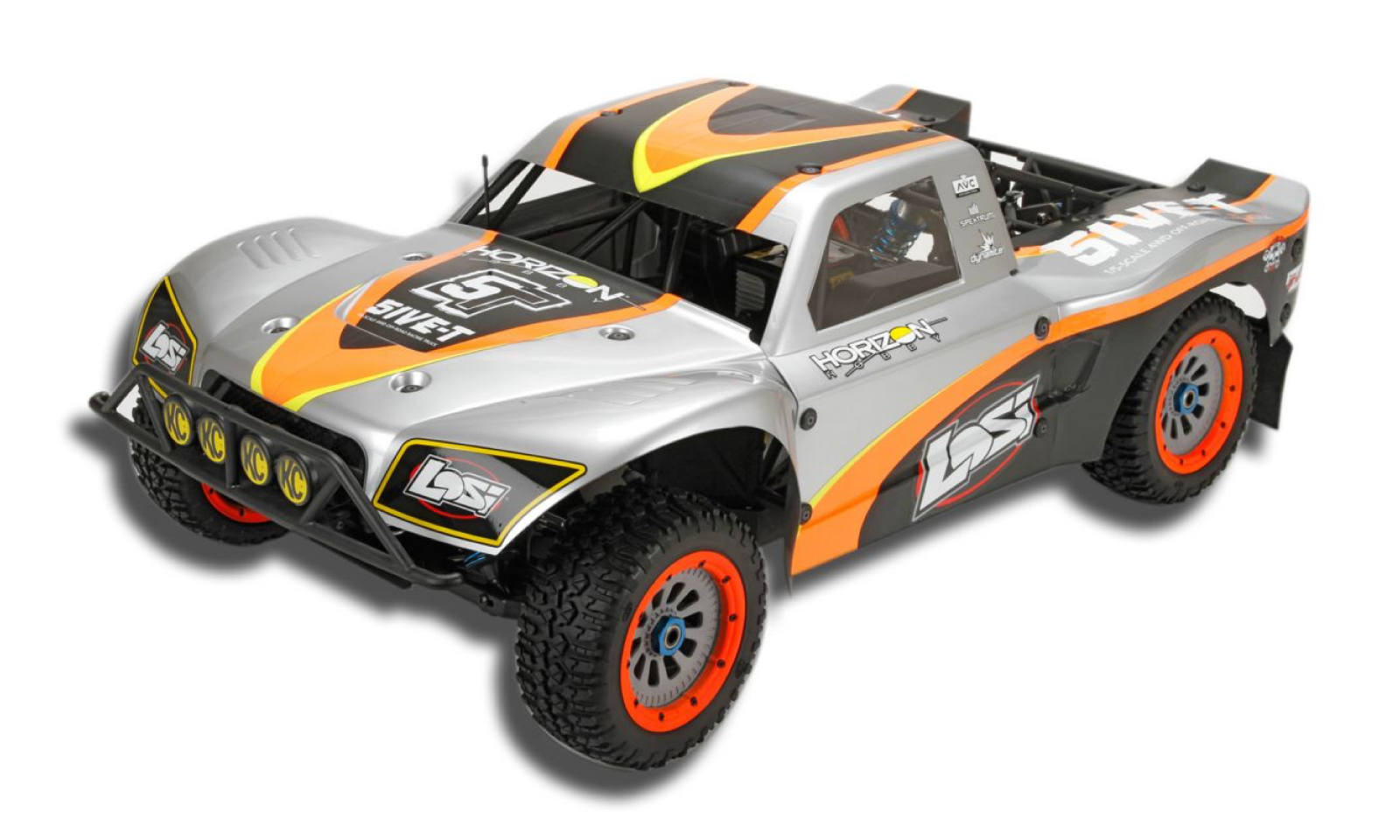 Team Losi 5IVE-T Review