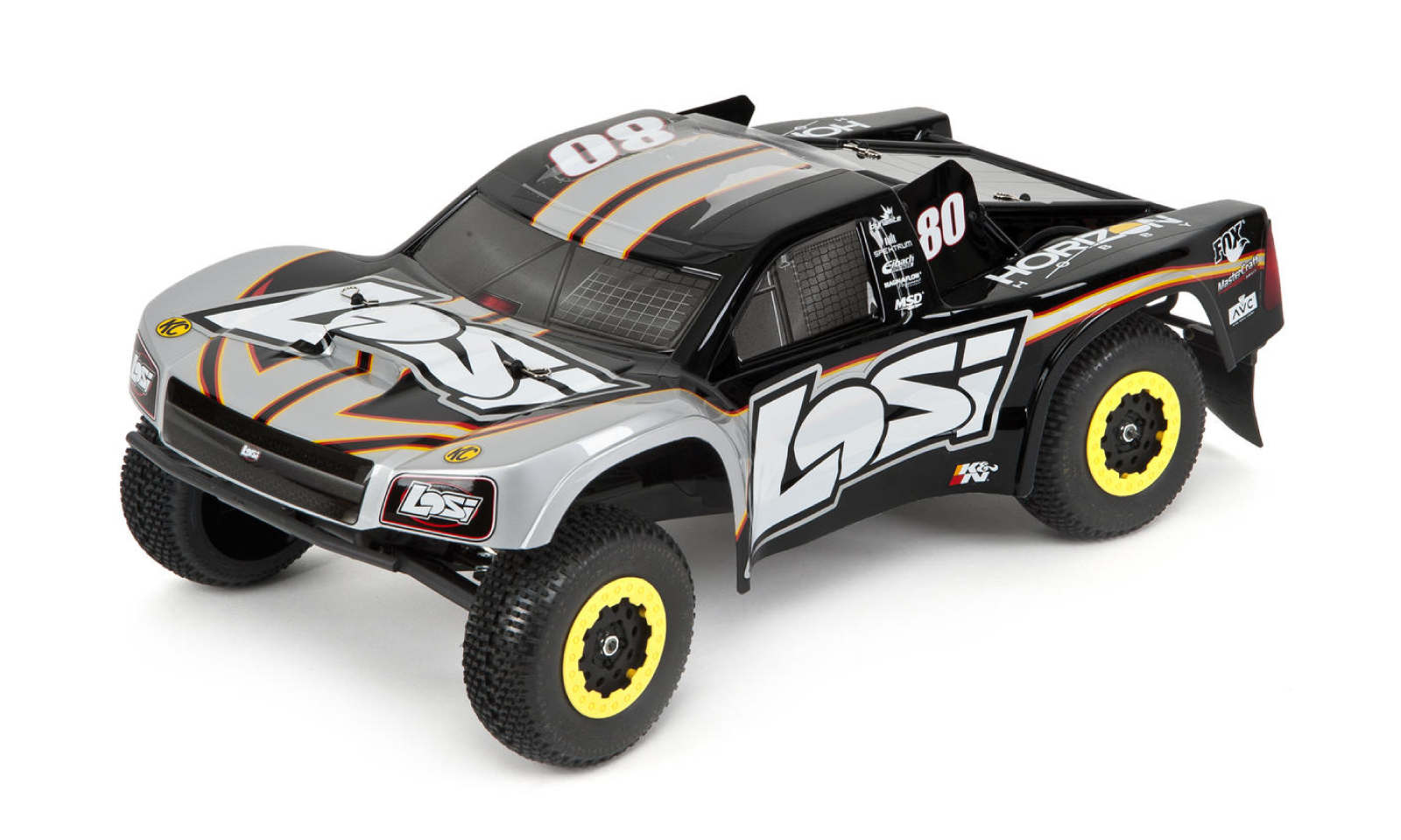 Team Losi X Sct Review