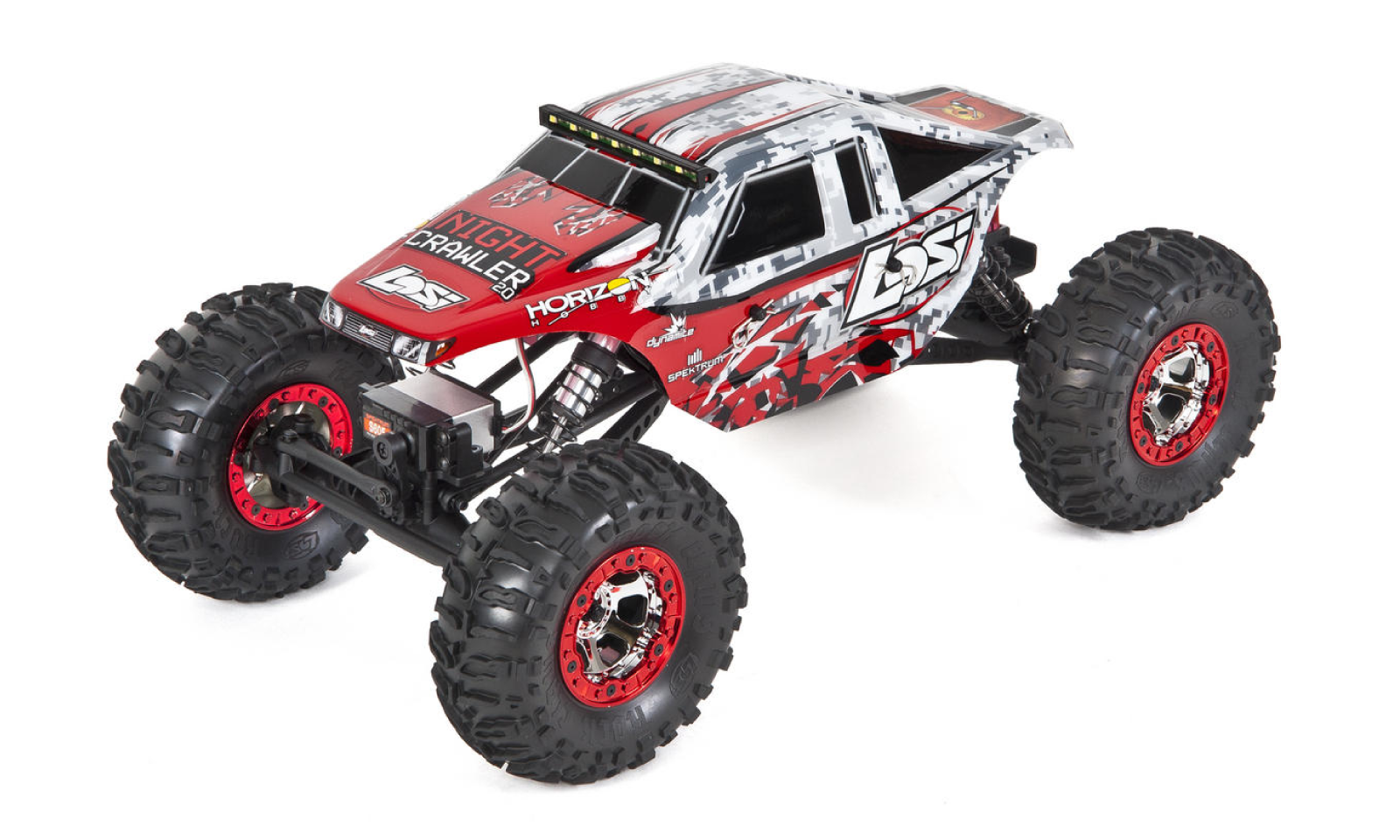Team Losi Night Crawler Review