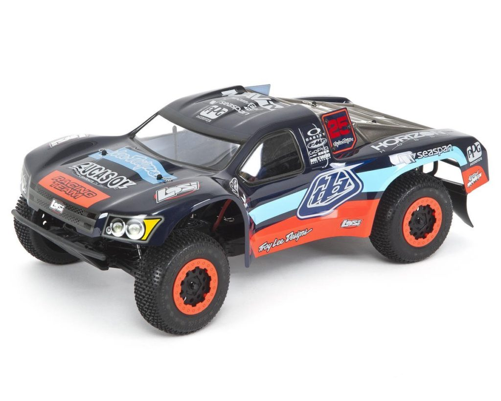 Losi Has Done It Again Redefining The Rc This Time In Form Of Ten Scte 1 10 Is Shipped With Spektrum 2 4ghz Dsmr Technology
